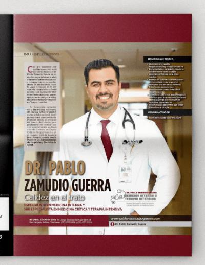 Periódico. Medical Media, Marketing Médico