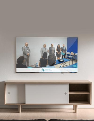 TV. Medical Media, Marketing Médico