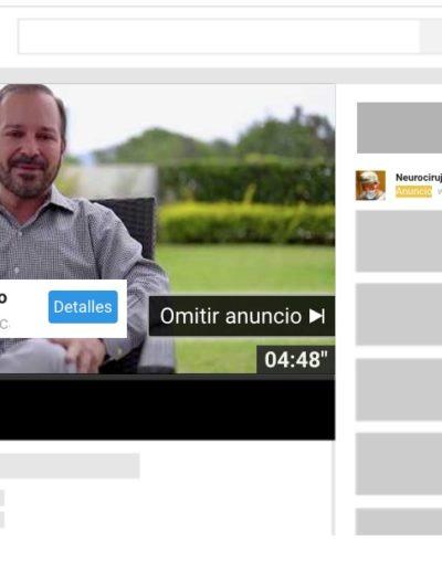 Anuncio de video. Medical Media, Marketing Médico