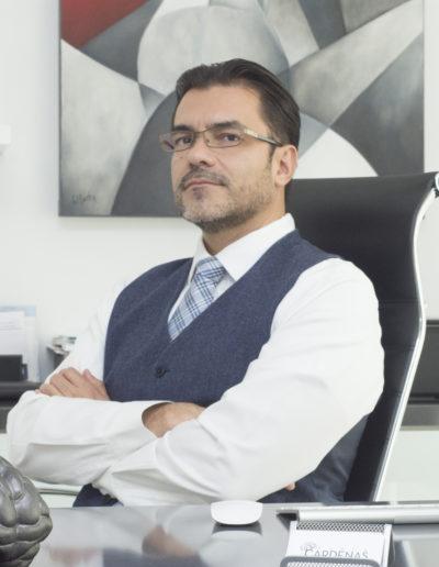 Fotografía Dr. Rubén Cárdenas. Medical Media, Marketing Médico