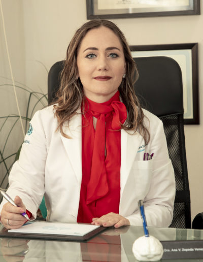 Fotografía Dra. Victoria. Medical Media, Marketing Médico